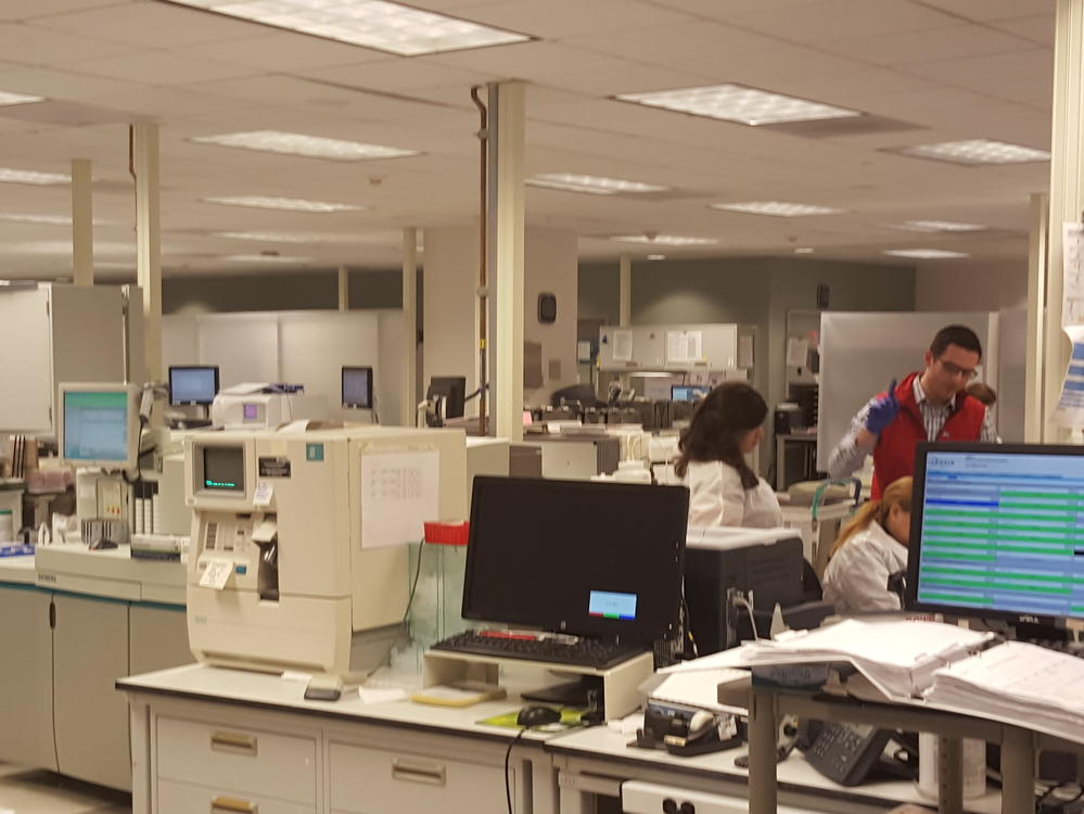 The Clinical Lab
