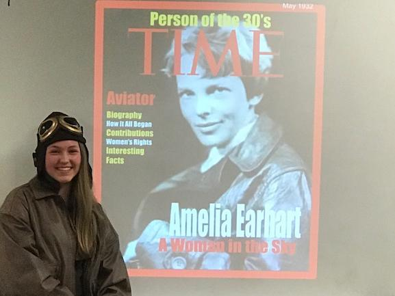 History presentations on important people from the 1920s 1930s