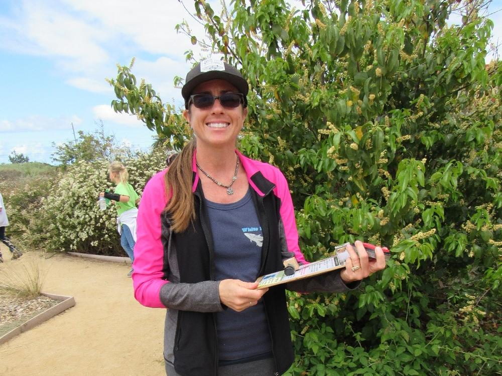 Nature Preserve Docent for a Day - Parent Volunteer Berry Station