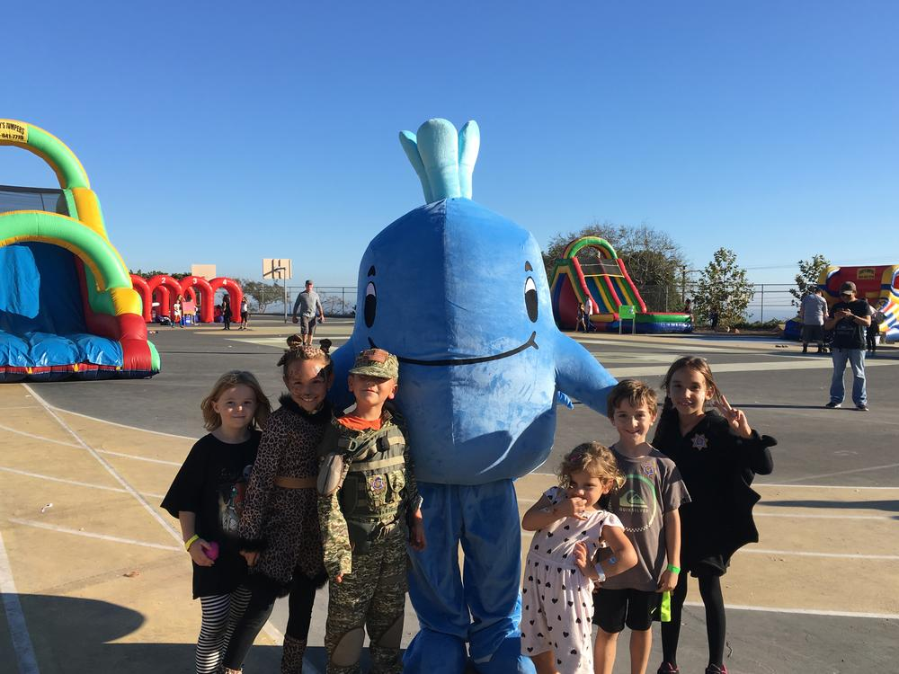 Fall Carnival with Willa the Whale - 2017