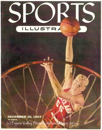 Ken Sears Sports Illustrated cover