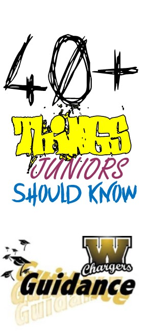 40+ things juniors should know