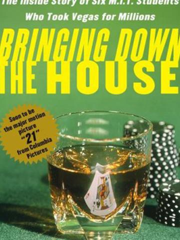 Bringing Down The House by Ben Merrich, from Teen Read Week