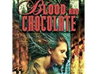 blood chocolate cover