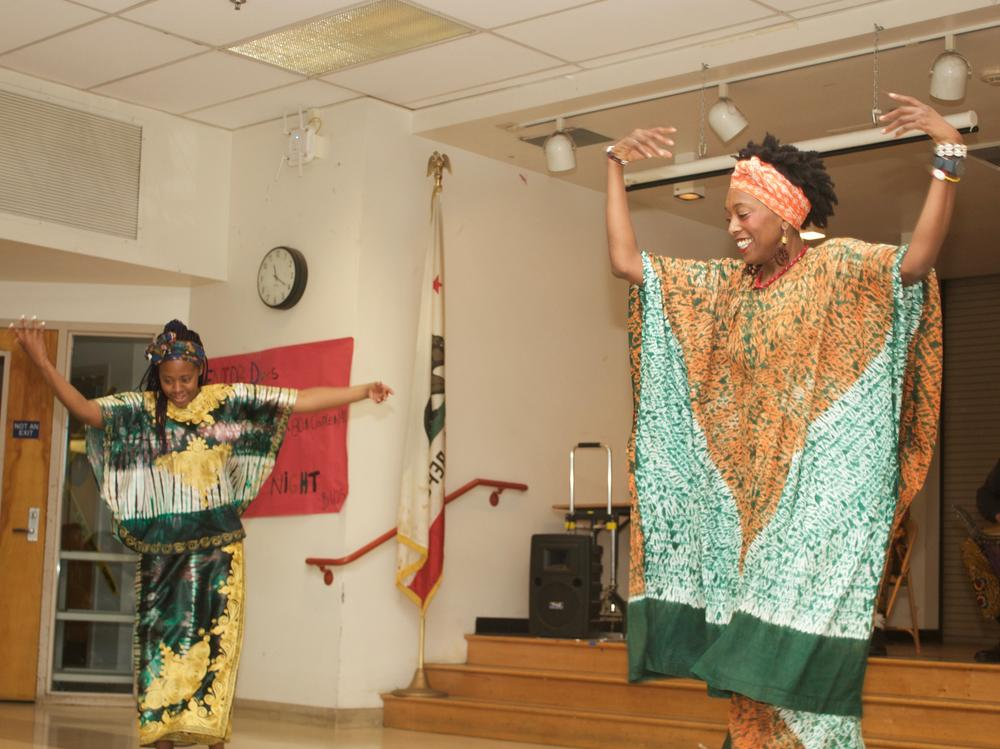 African Cultural Study Group of Long Beach