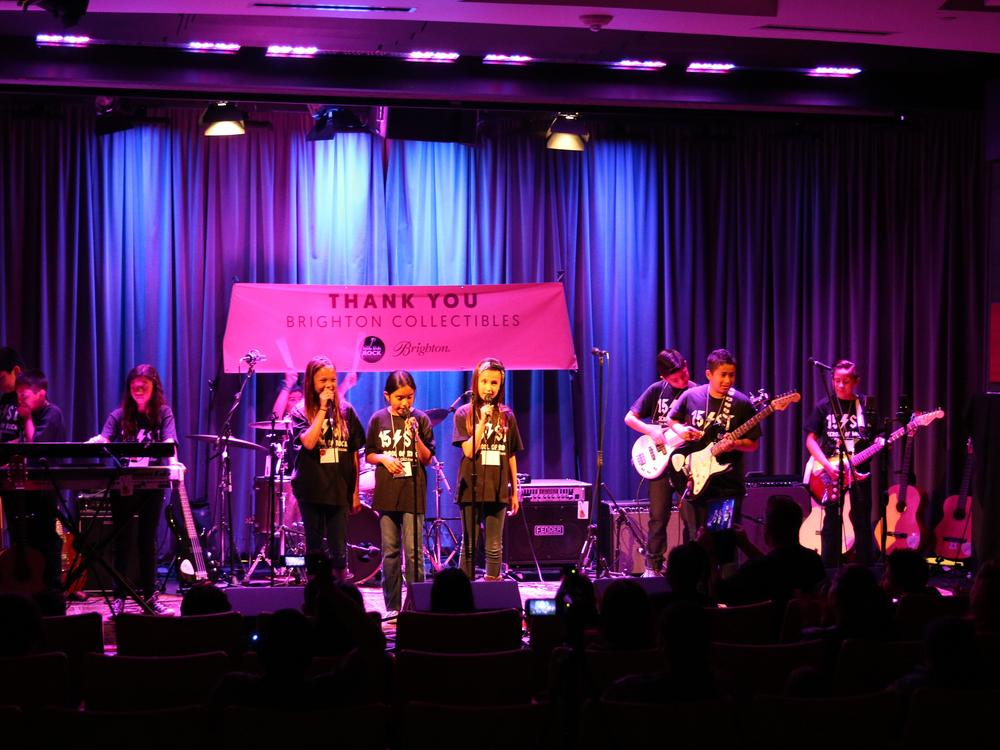 Mr. Mack s Modern Band performing @ Grammy Museum Performace May 2016
