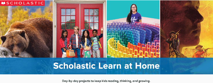 Scholastic at Home
