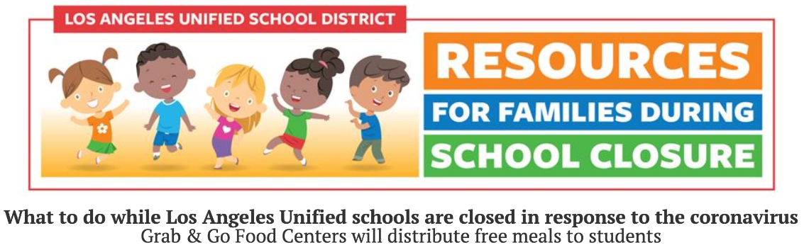 LAUSD Resources
