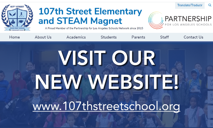 Click on link to visit our new website