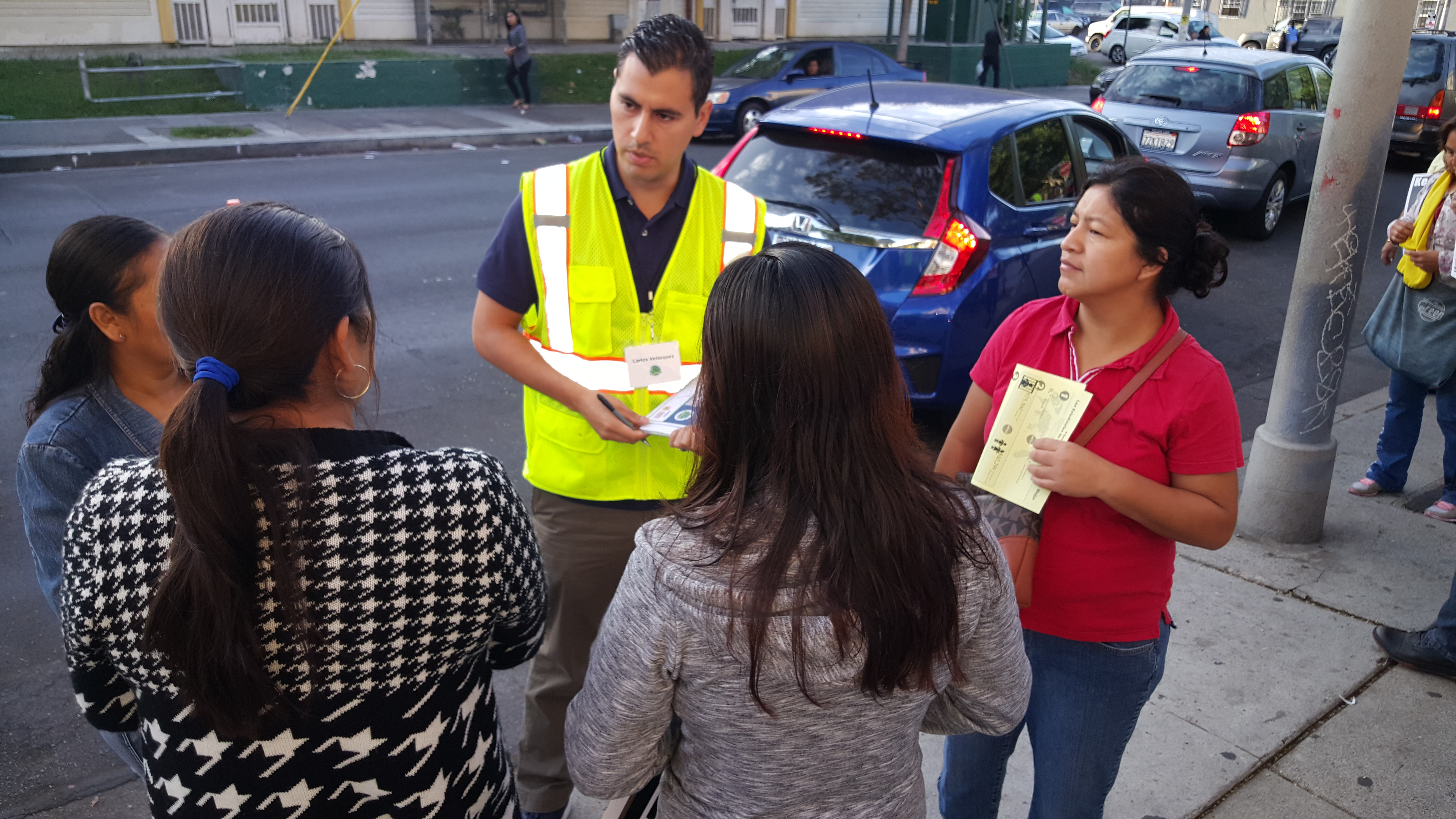 Safe Routes Assessment with LADot