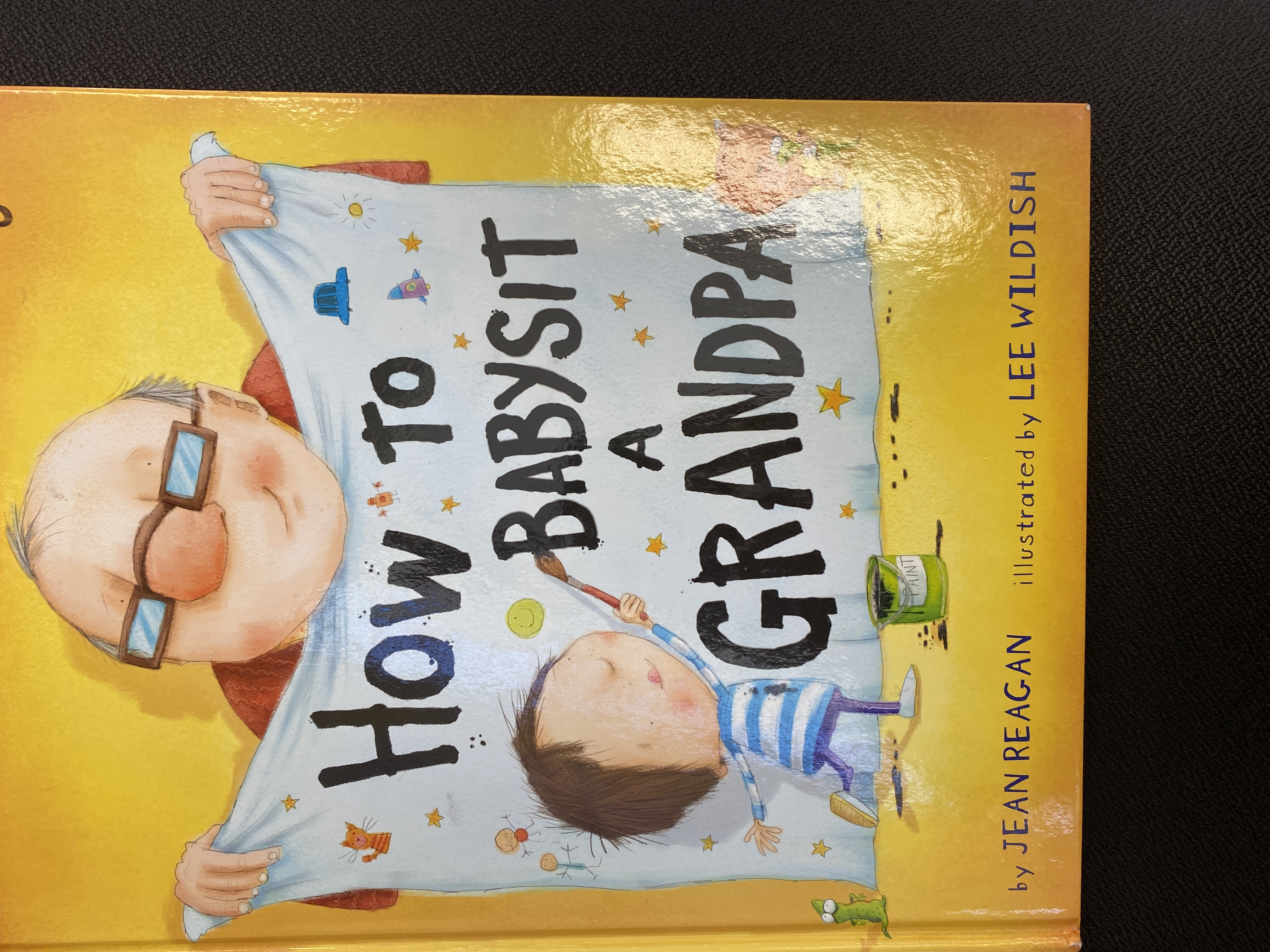 Ask your child about this fun book!