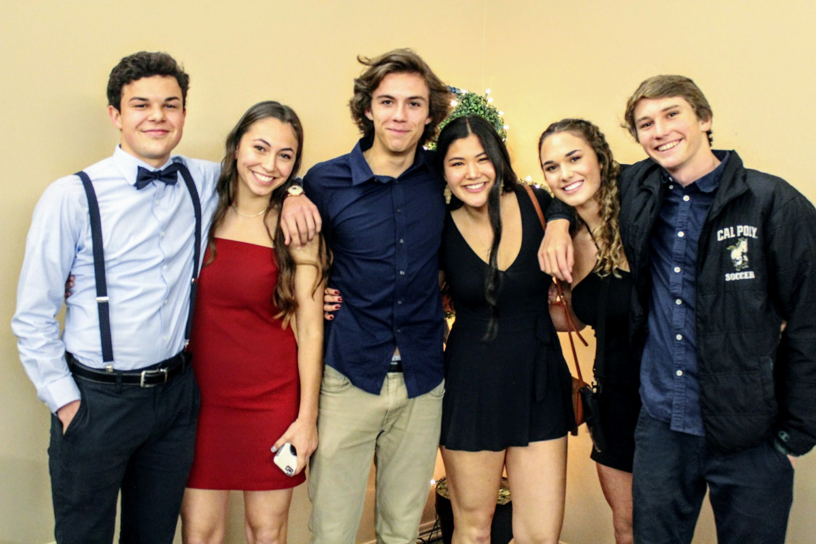 Winter Formal Dance Picture