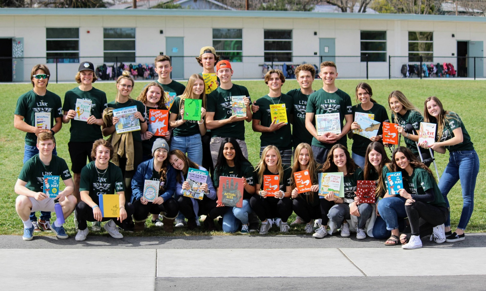 Link Crew Class Picture