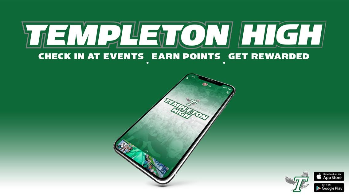 templeton high school app