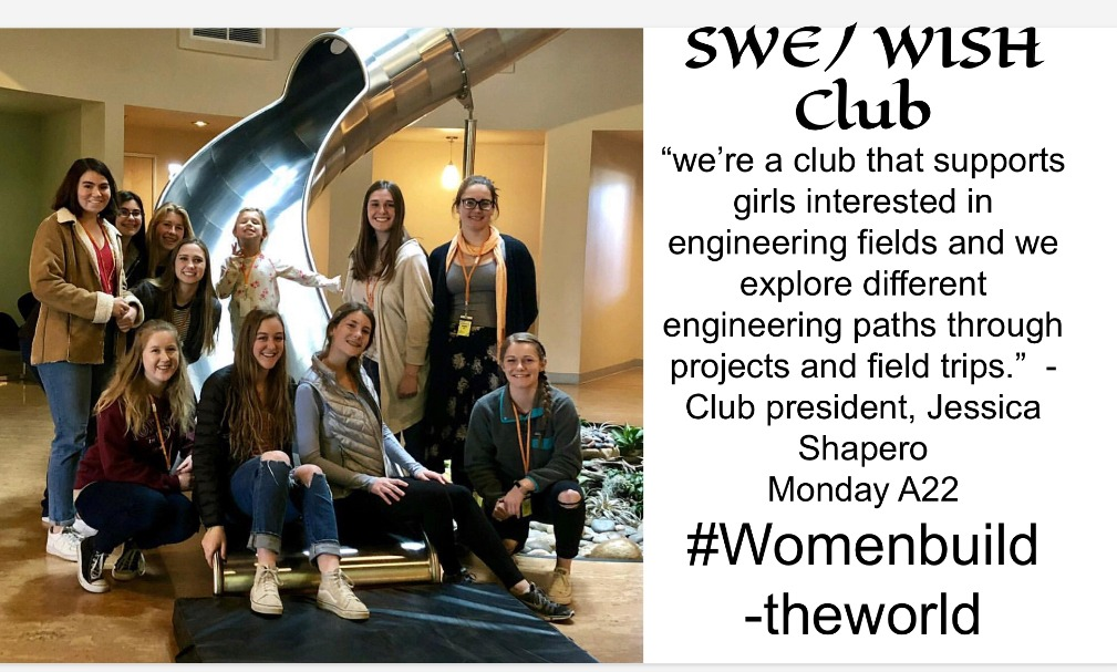 SWE Club for Women Engineers
