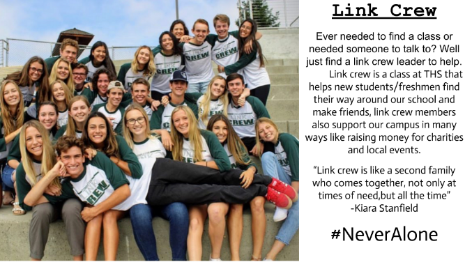 Link Crew Group Picture
