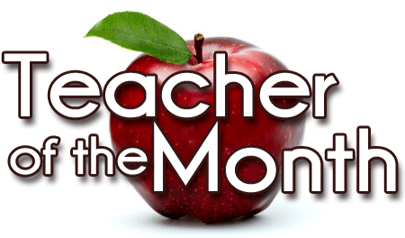Teacher of Month