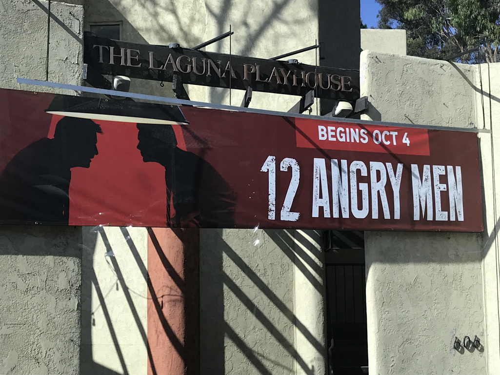 Don't make the 12 men angry!