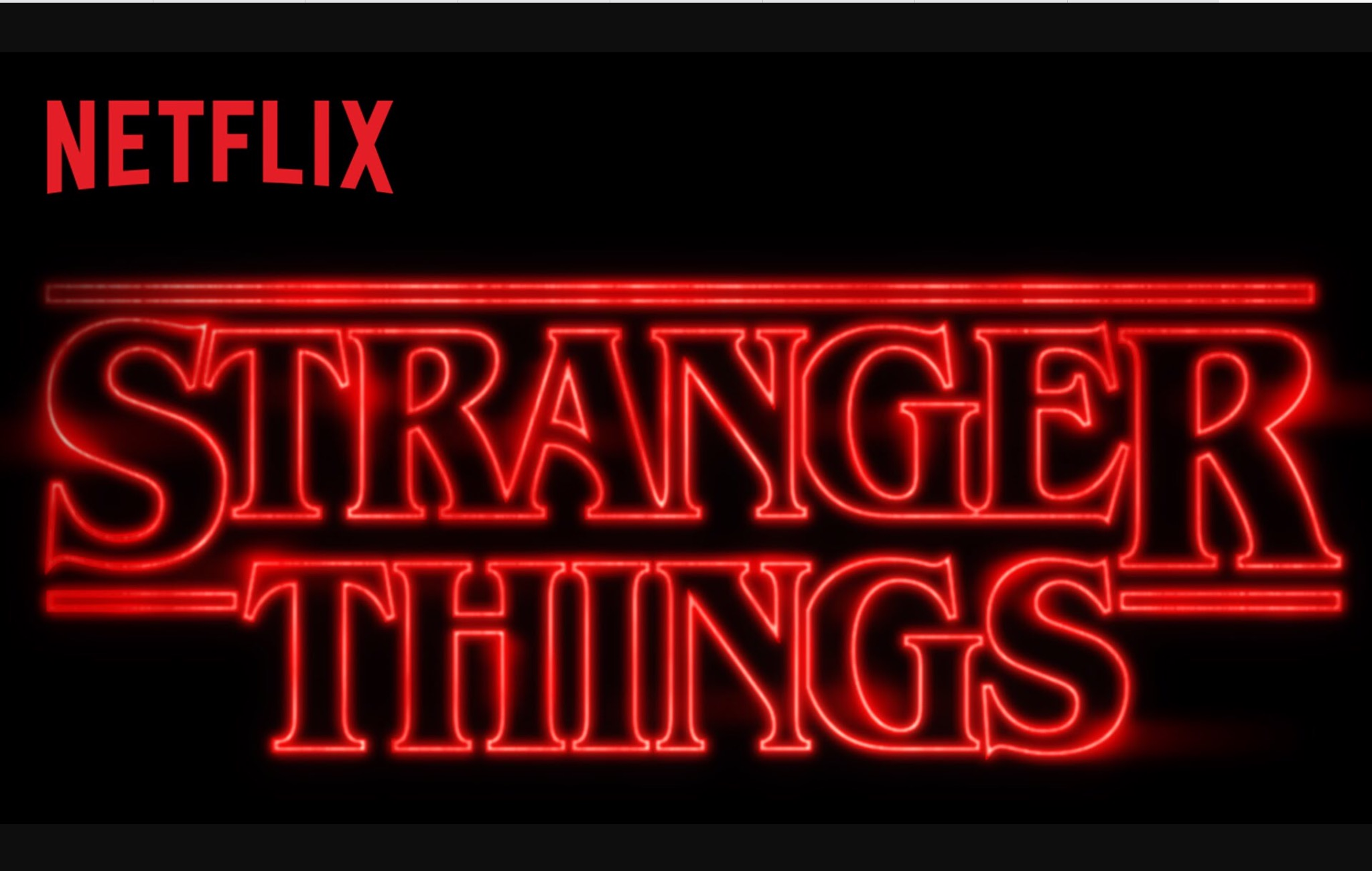 Stranger Things Returns