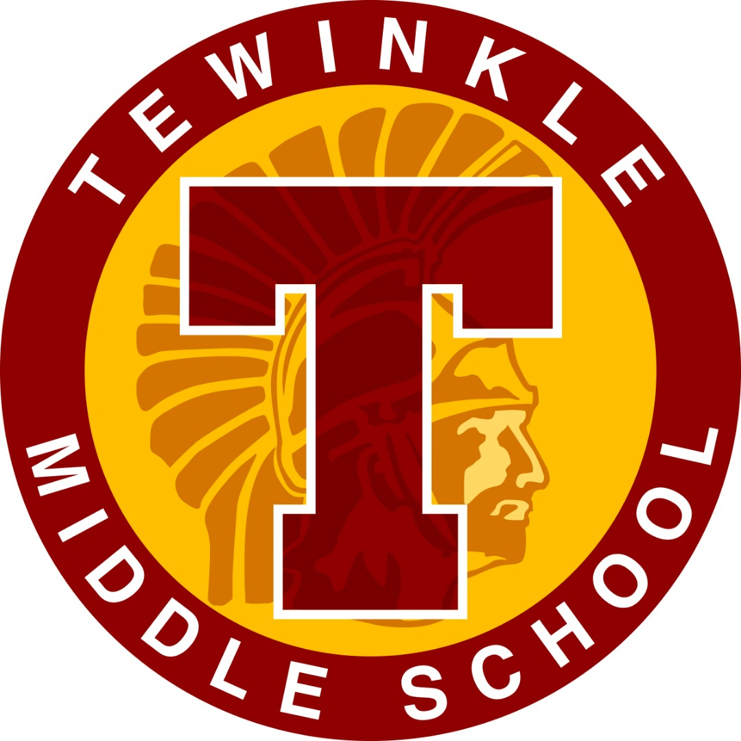 TeWinkle Middle School Logo