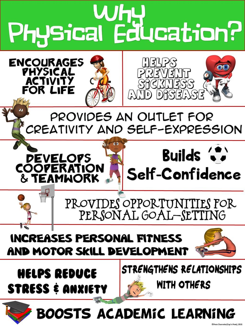 FIT KIDS ARE HAPPY KIDS!