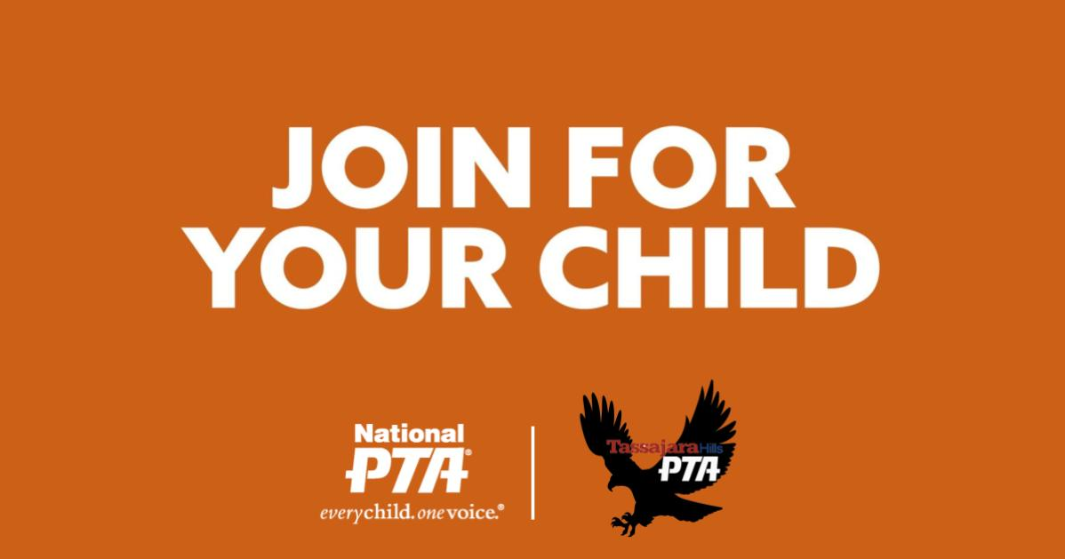 join for your child pta