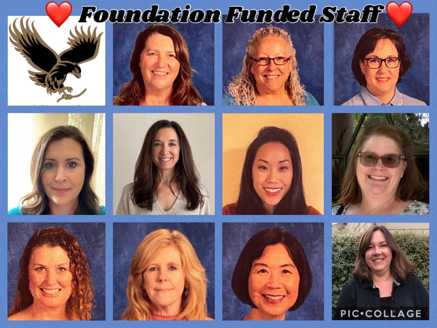 Foundation Staff 20-21