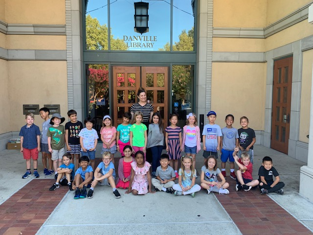 Our Awesome Field Trip to the Danville Library