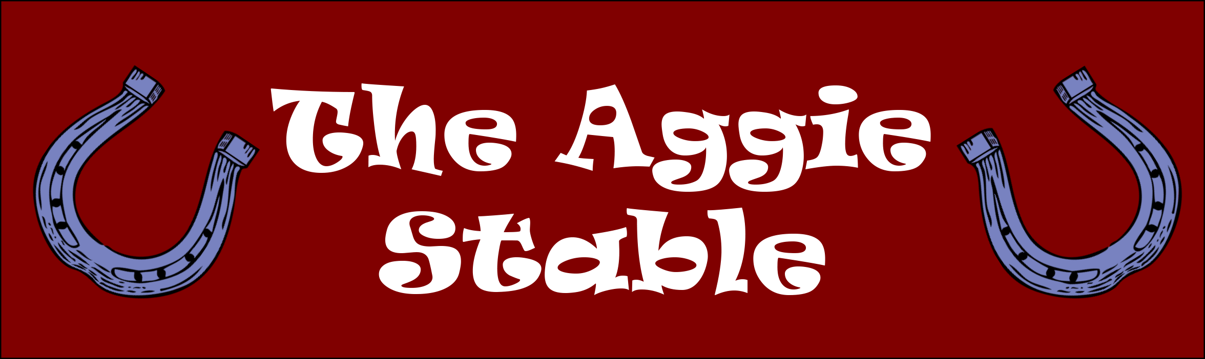 The-Aggie-Stable-sign