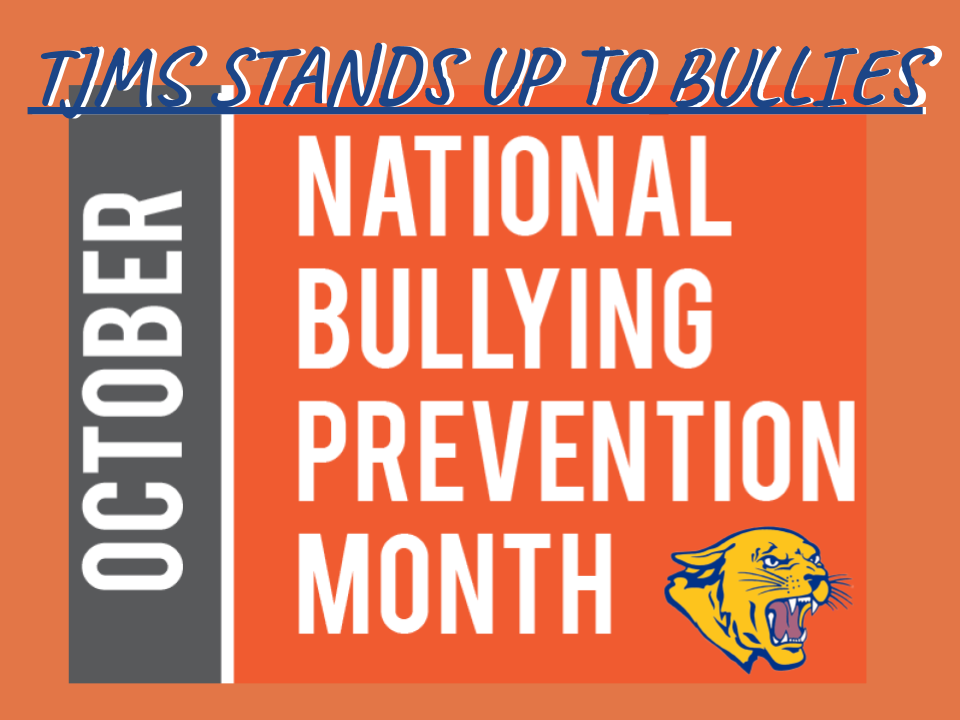 TJMS Stands up to Bullying