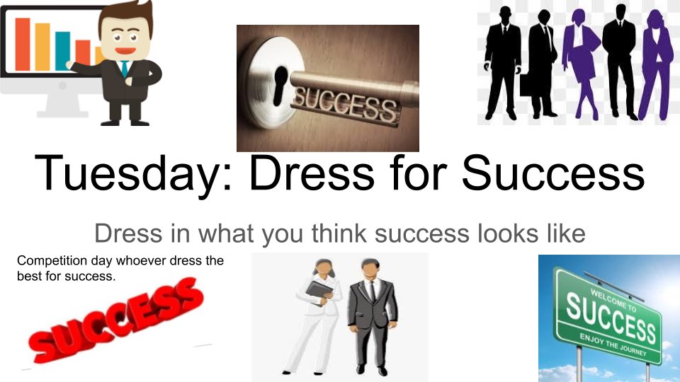 Tuesday Dress For Success