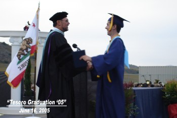Tesoro Graduation 2005 (MP3)