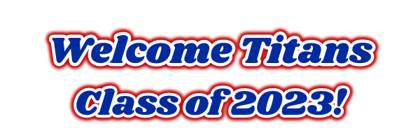 welcome titans 2023
