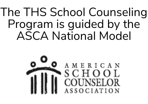 The School Counseling Program is guided by the ASCA National Model.