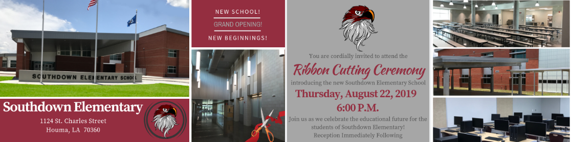 Southdown Ribbon Cutting Ceremony - Thursday, August 22, 2019