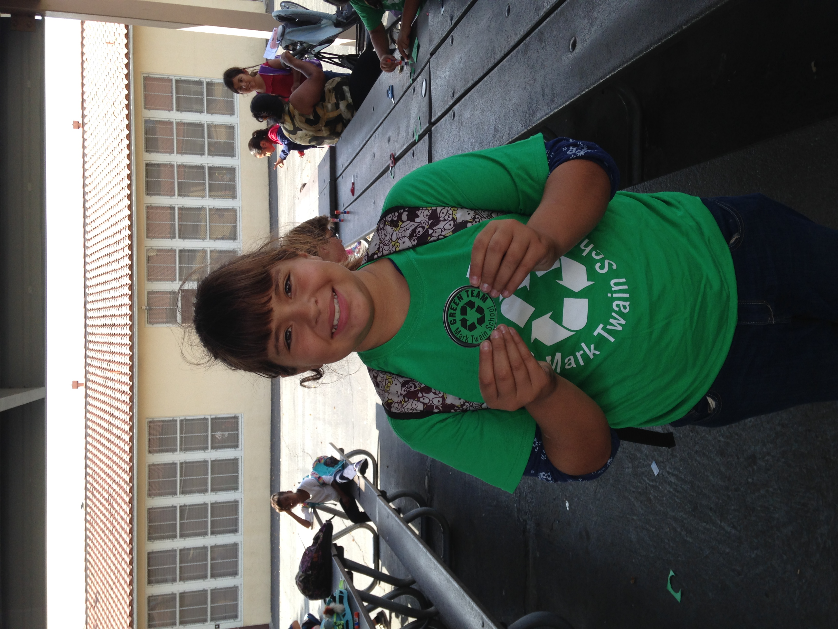 green team clean event