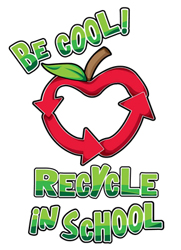 Be Cool Recycle In School