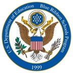 1999 National Blue Ribbon School Logo