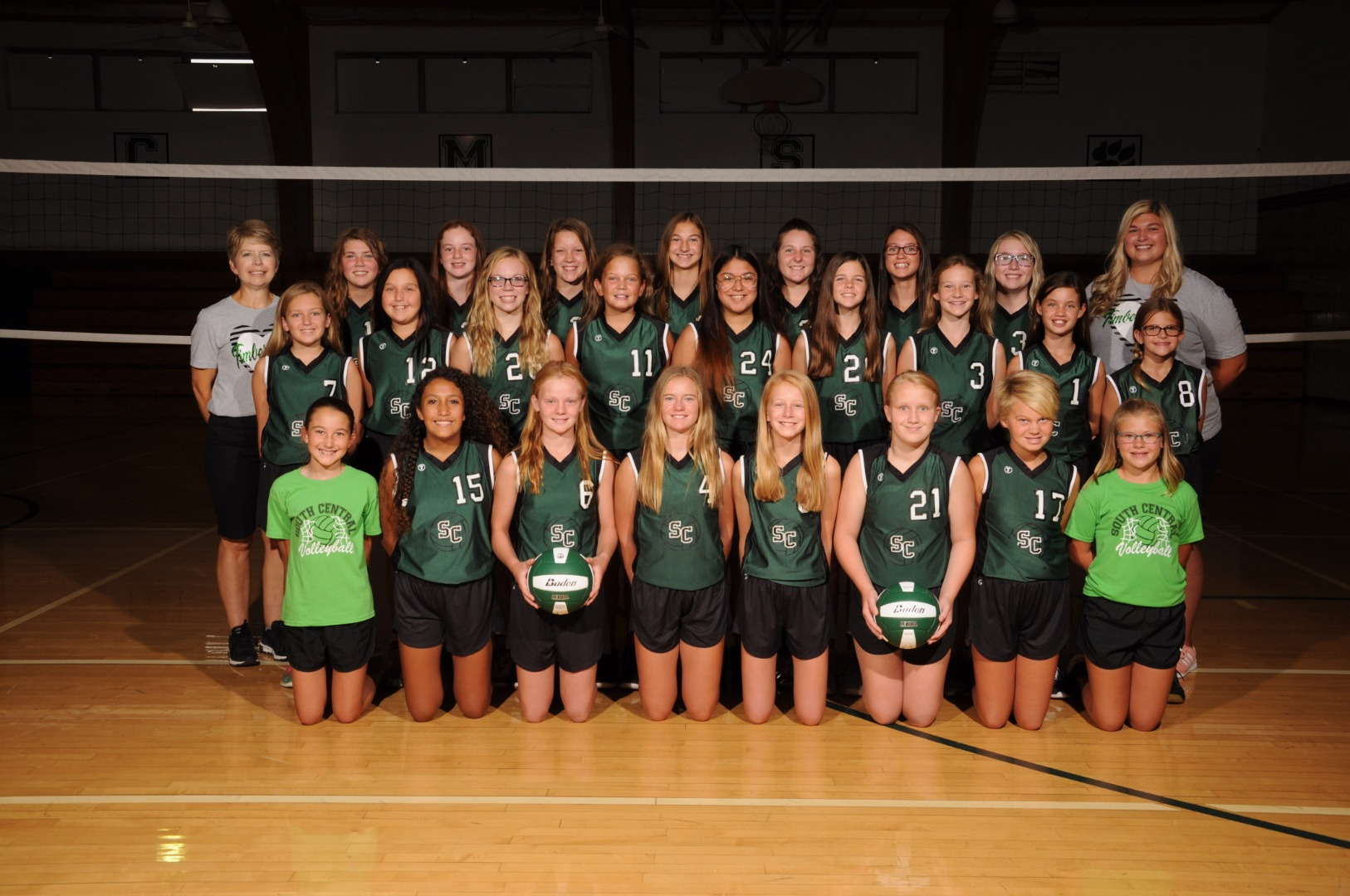 JH Volleyball 2019