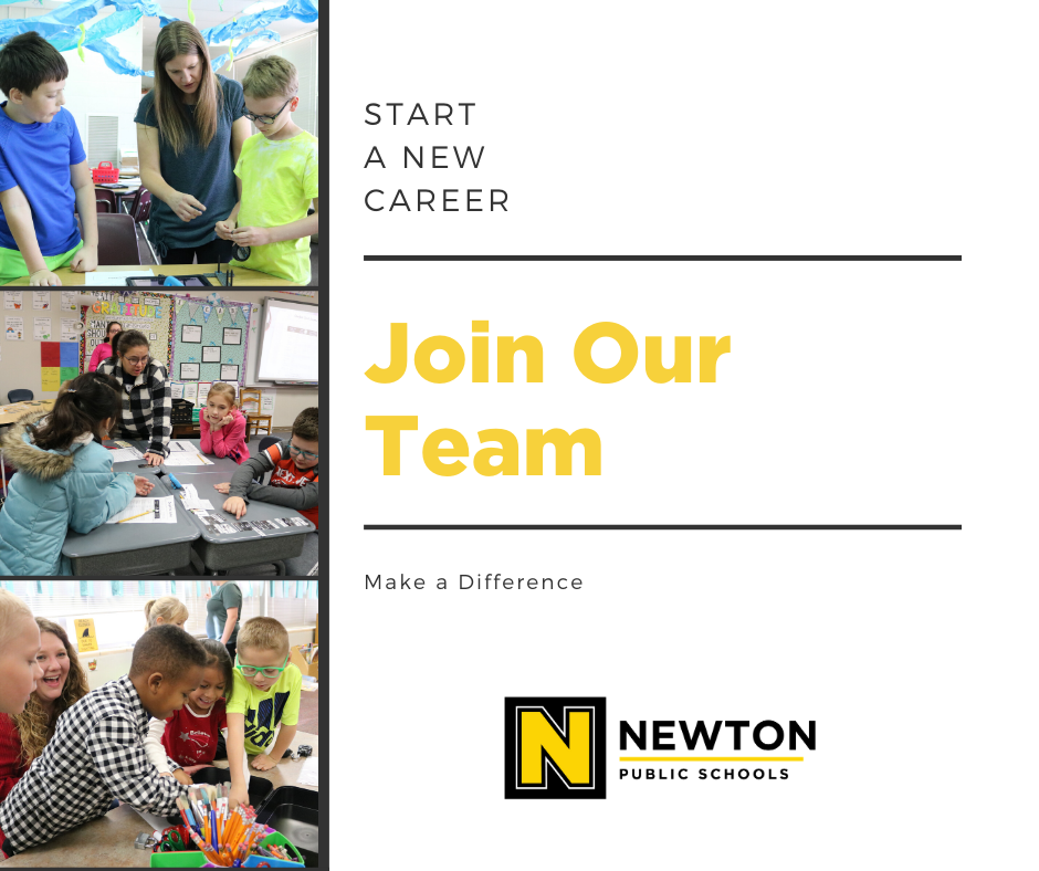 Start a New Career Join our Team