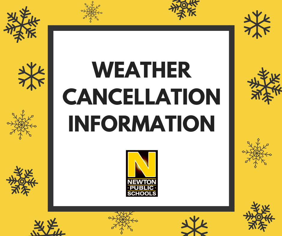 Weather Cancellation Information