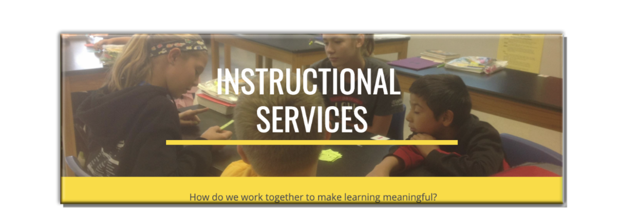 Instructional Services Site
