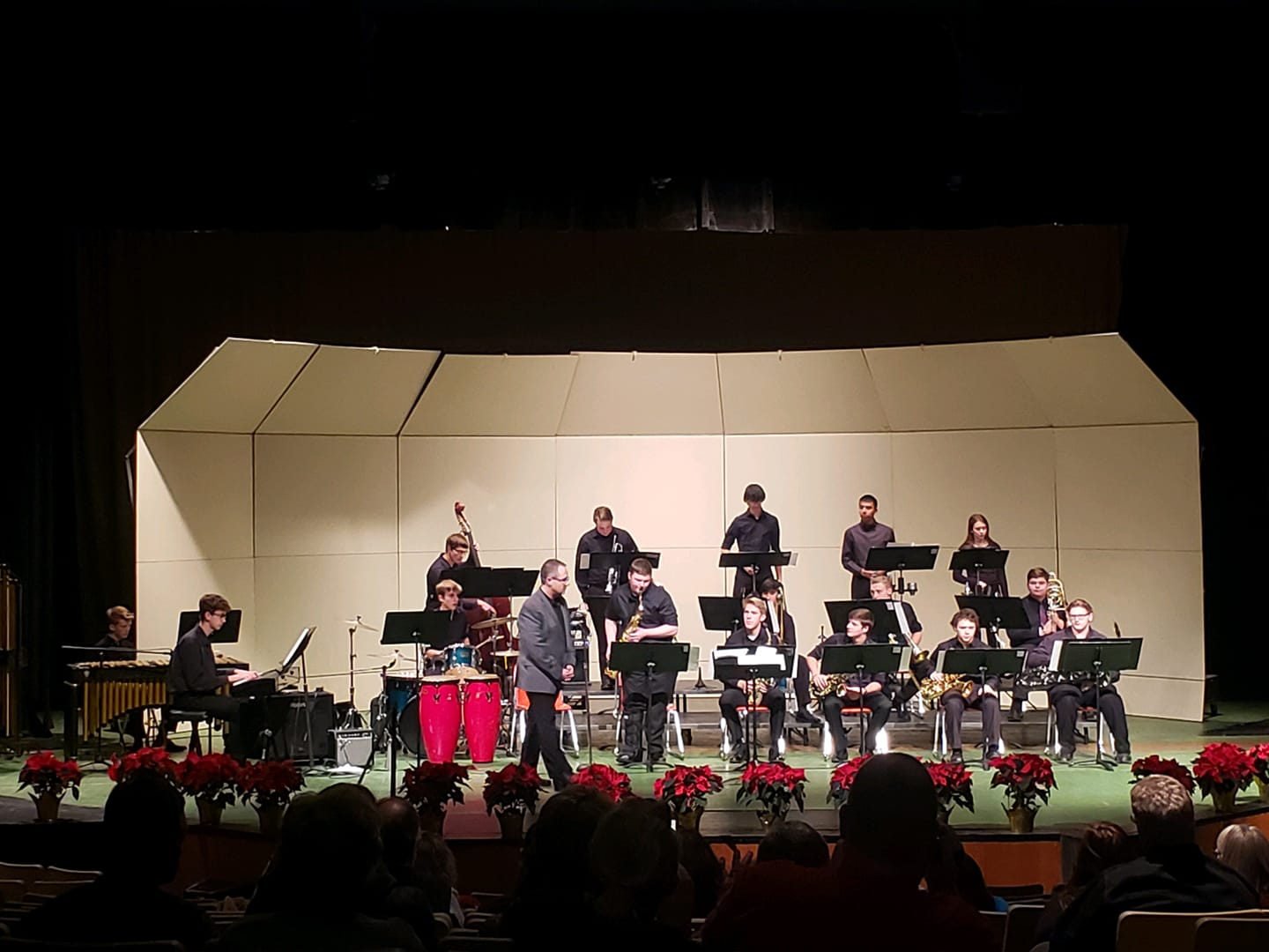 NHS Jazz Ensemble 1