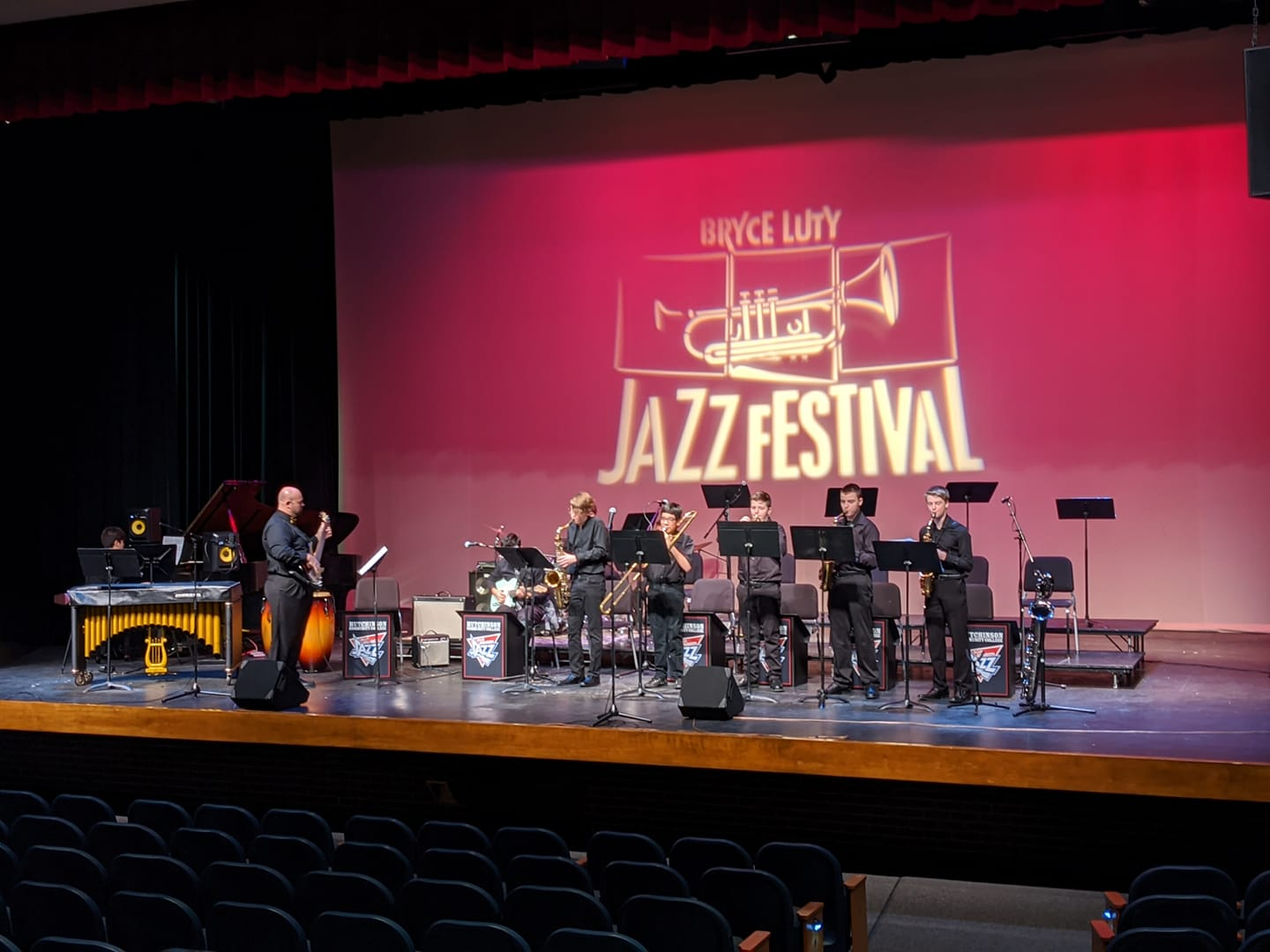 NHS Jazz Ensemble 2