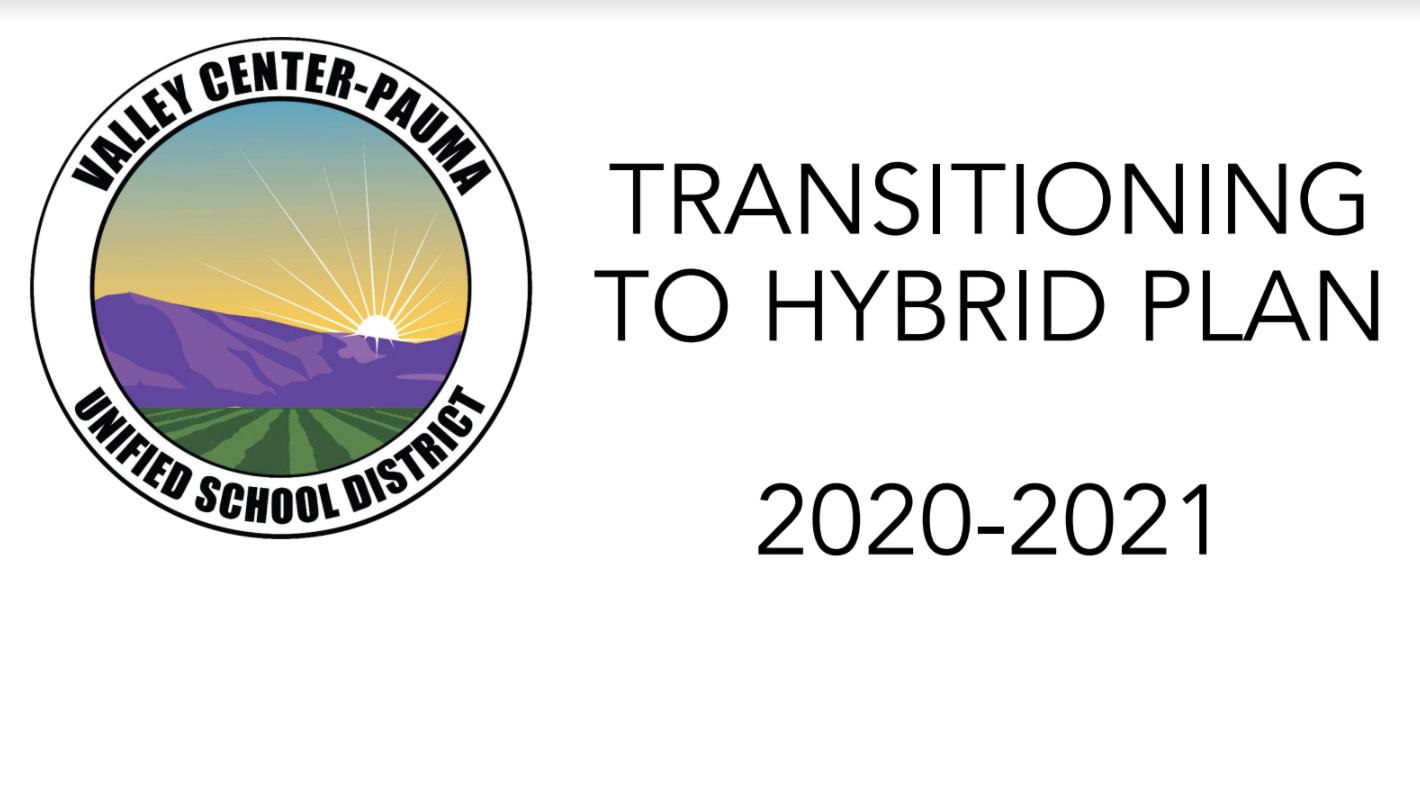 transitions in hybrid plan
