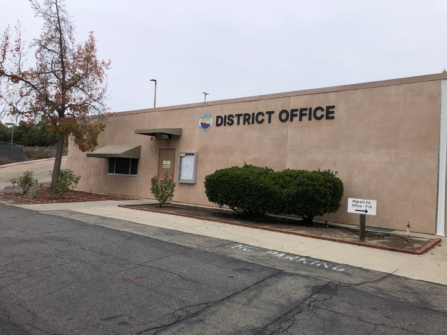 VCPUSD District Office