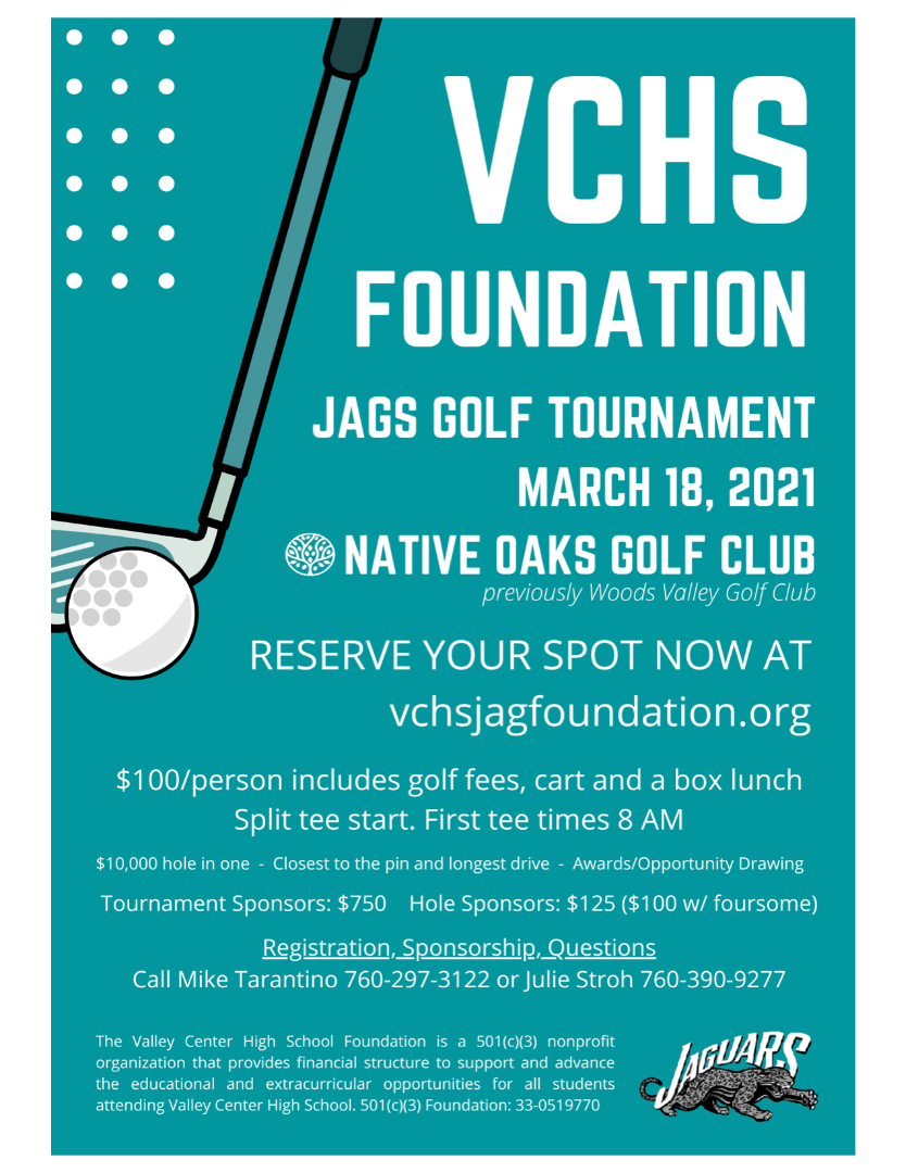 Jag Golf Tournament