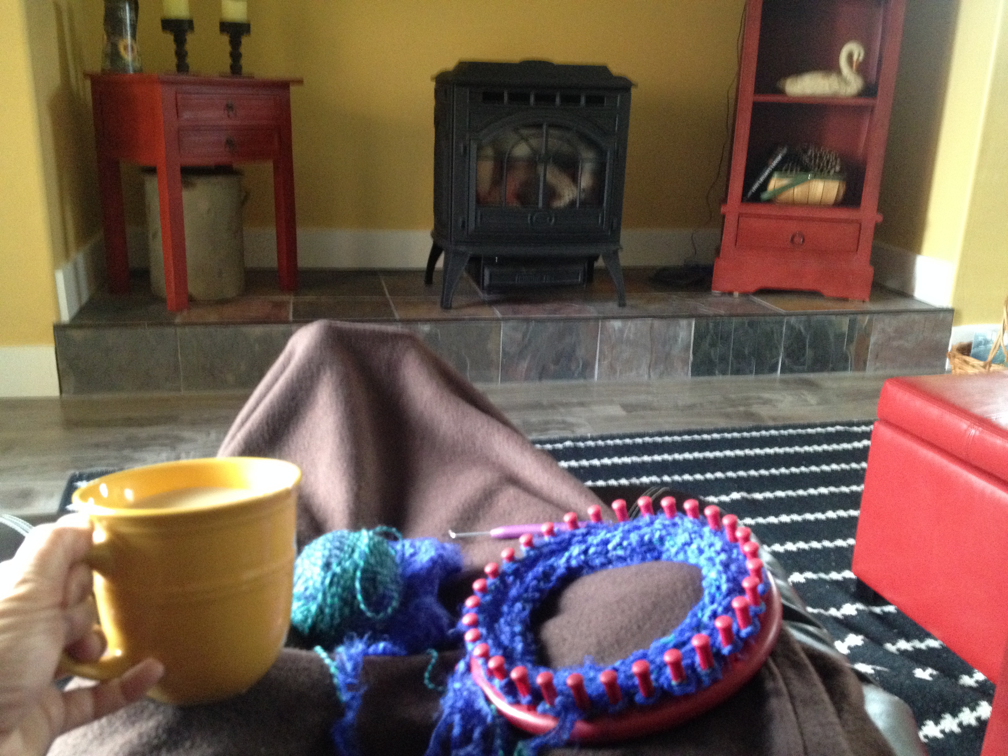 Knitting For Our Community