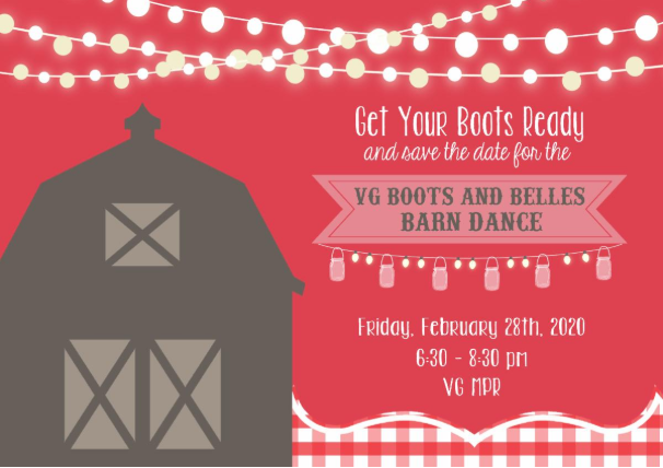 VG Boots and Belles Barn Dance