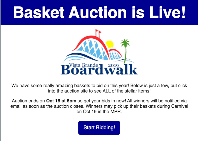 Carnival Auction